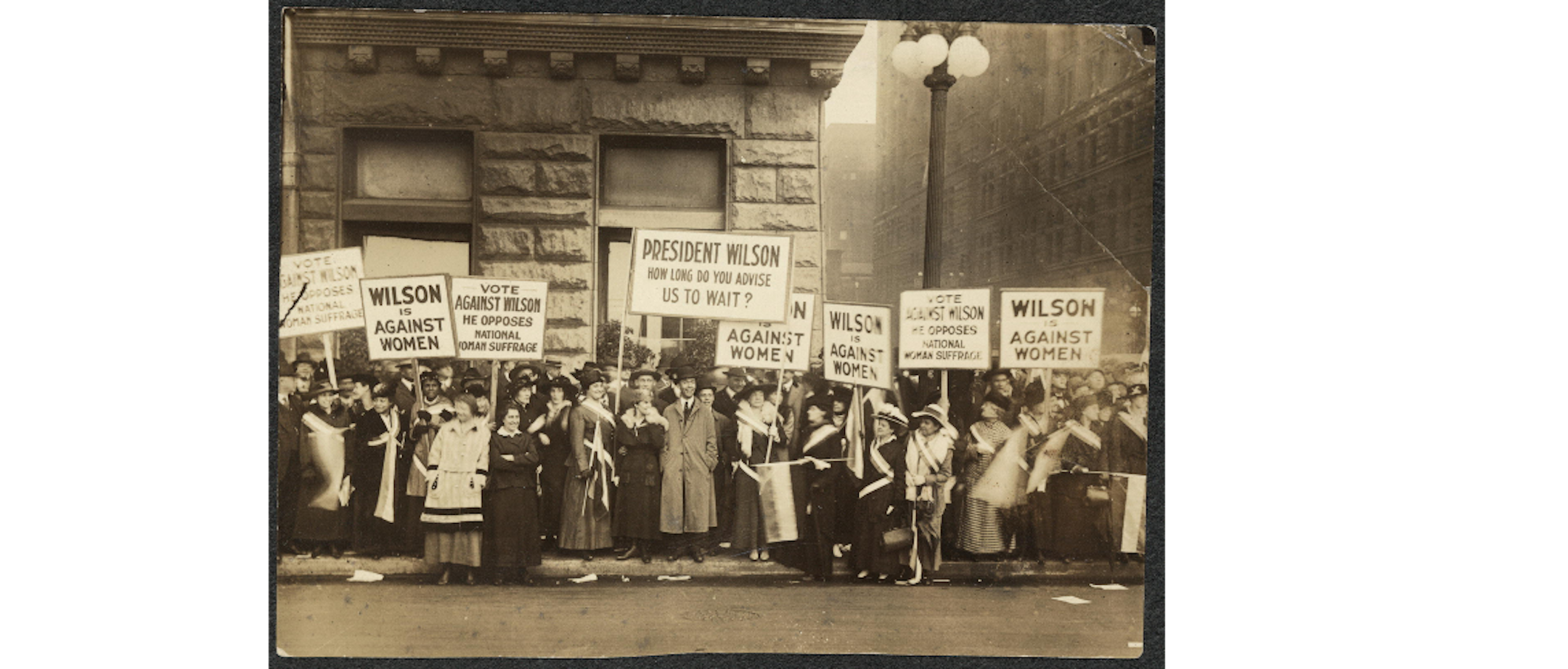 National Women's Party, Chicago, Library of Congress