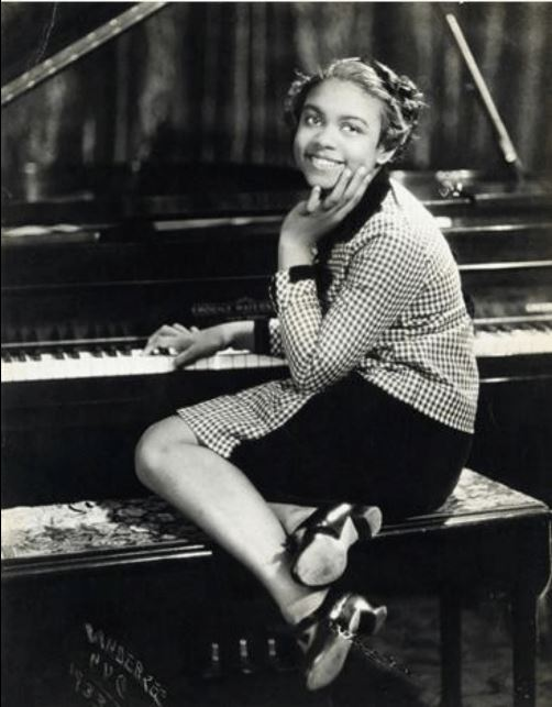 Young Hazel Scott