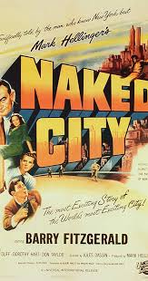 Naked City Poster