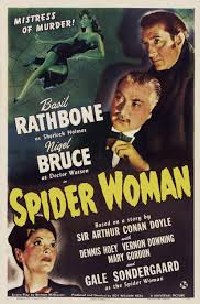 Poster for the film Kiss of the Spiderwoman