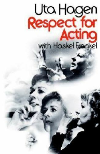 Respect for Acting Book Cover