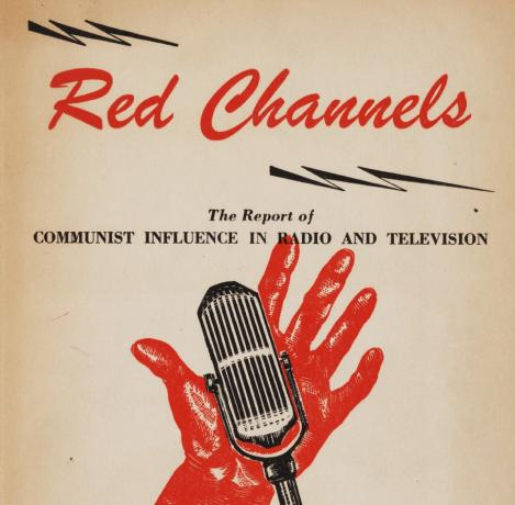 Red Channels book cover